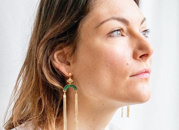 Joséphine: Boucles d'oreilles