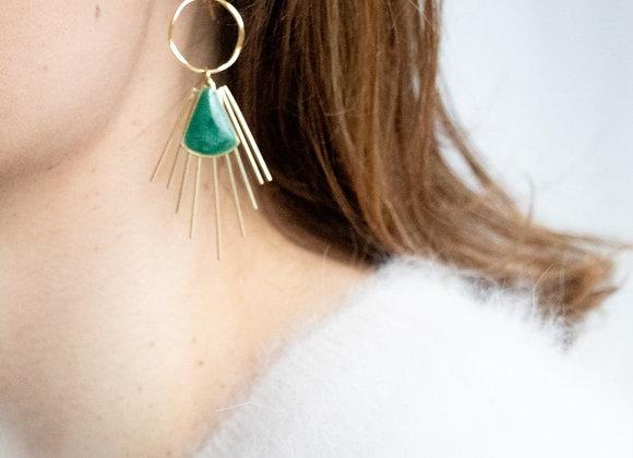 Arletty: Boucles d'oreilles