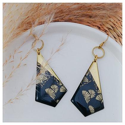 Collection Horta: Boucles d'oreilles