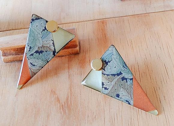 Collection Maïa: Boucles d'oreilles
