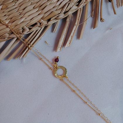 Collection Java: Bracelet Violette