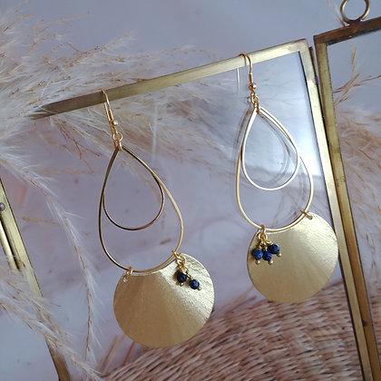 Collection Java: Boucles d'oreilles Natalia