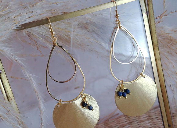 Collection Java: Boucles d'oreilles Natalia
