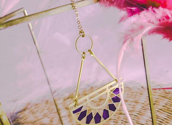 Collection Iris: SautoirRosie