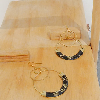 Collection Horta: Boucles d'oreilles