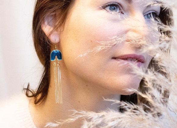 Greta: Boucles d'oreilles