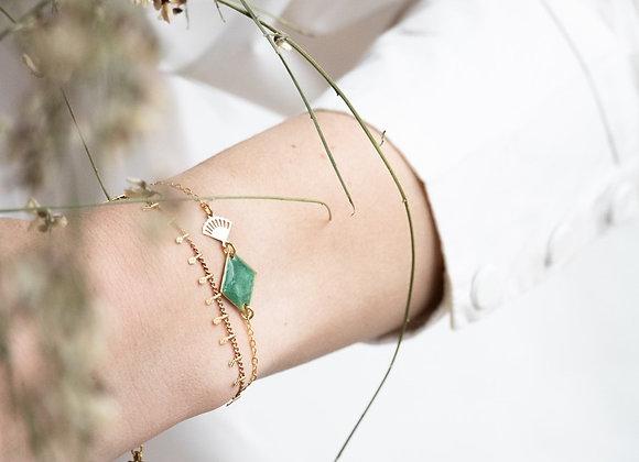 Judy: Bracelet double