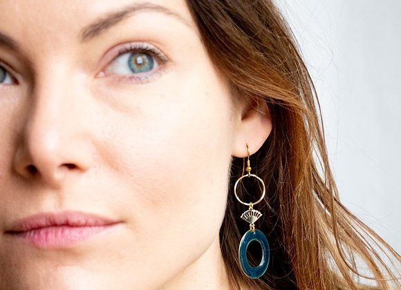 Maureen: Boucles d'oreilles