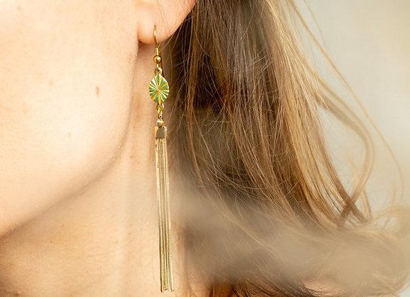 Shirley: Boucles d'oreilles