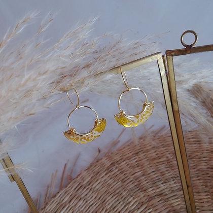 Collection Java: Boucles d'oreilles Anna