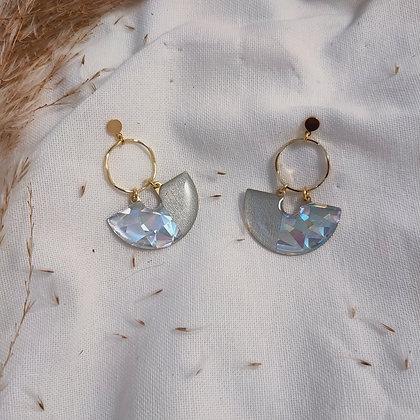 Le bazar de l'atelier: Boucles d'oreilles