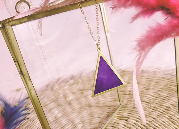 Collection Iris: Sautoir Jeanne