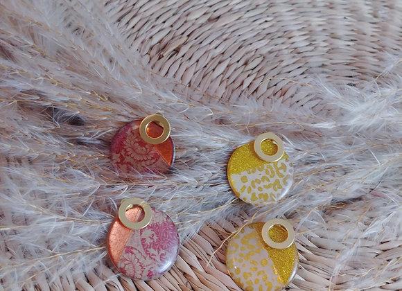 Collection Java: Boucles d'oreilles Maria