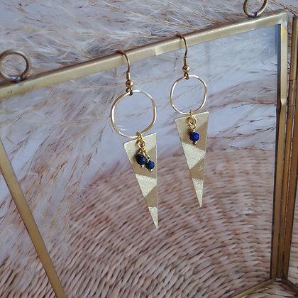 Collection Java: Boucles d'oreilles Claudia