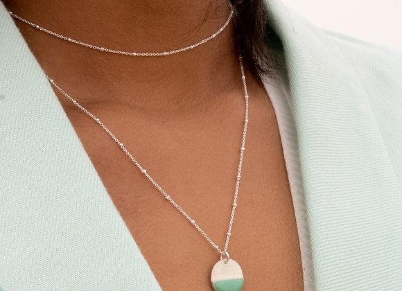 Emae: collier doube ou sautoir