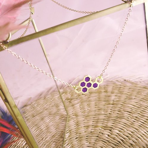 Collection Iris: Collier Lucille
