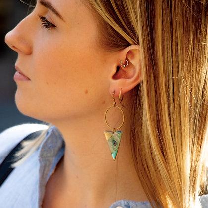 Collection Héra: Boucles d'oreilles