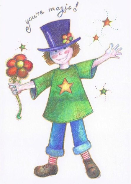 You're Magic! ©