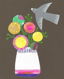 Posie of flowers ©