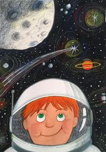Eyes as big as the moon ©