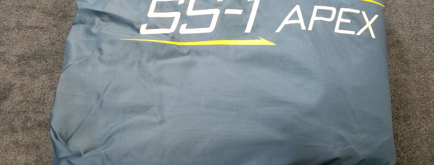 Straight Standard/Sport Speedway Shelter Replacement Cover