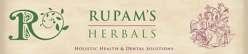 Rupam's Herbals - Salves, Oils, Tinctures and Holistic Dental Products