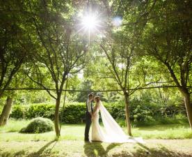 Outdoor Wedding Venues in the Midlands UK