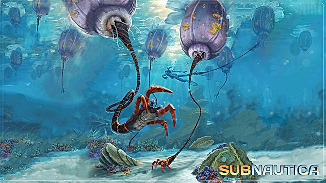 Subnautica (VR)