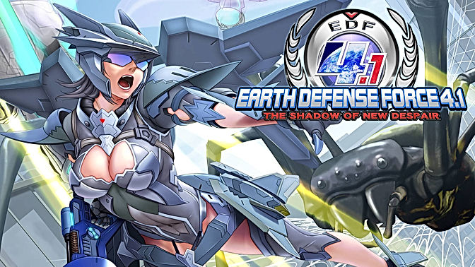 Earth Defense Force 4.1 - The Shadow of New Despair