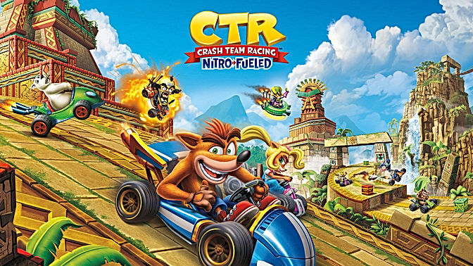 Crash Team Racing Nitro - Fueled