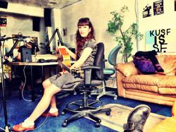 KUSF Radio show, San Francisco