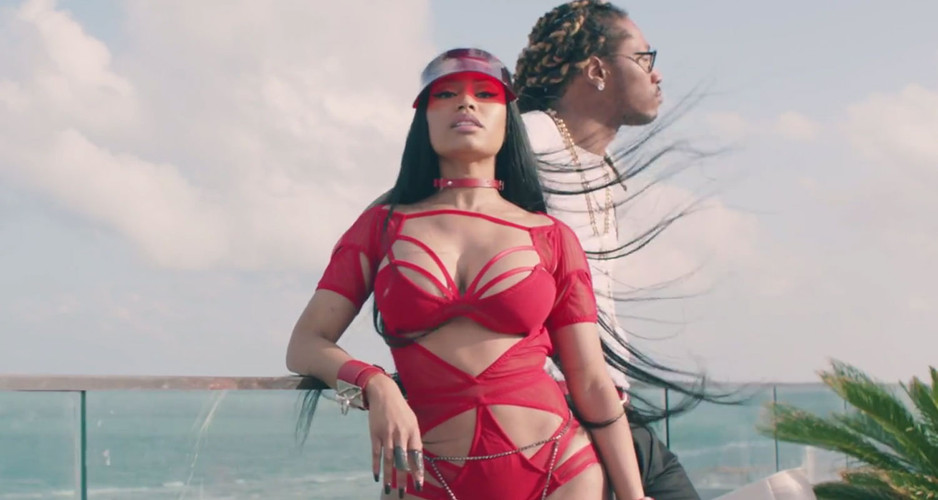 Future Ft. Nicki Minaj - You Da Baddest