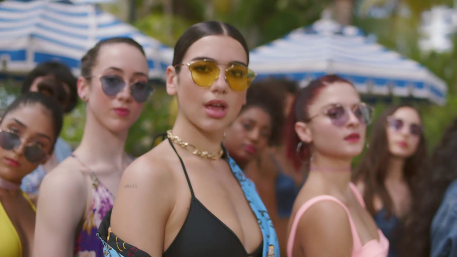 "Dua Lipa ""New Rules"" Music Video - Henry Scholfield"