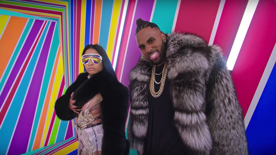 "Jason Derulo Ft. Nicki Minaj ""Swalla"" Music Video - Gil Green"