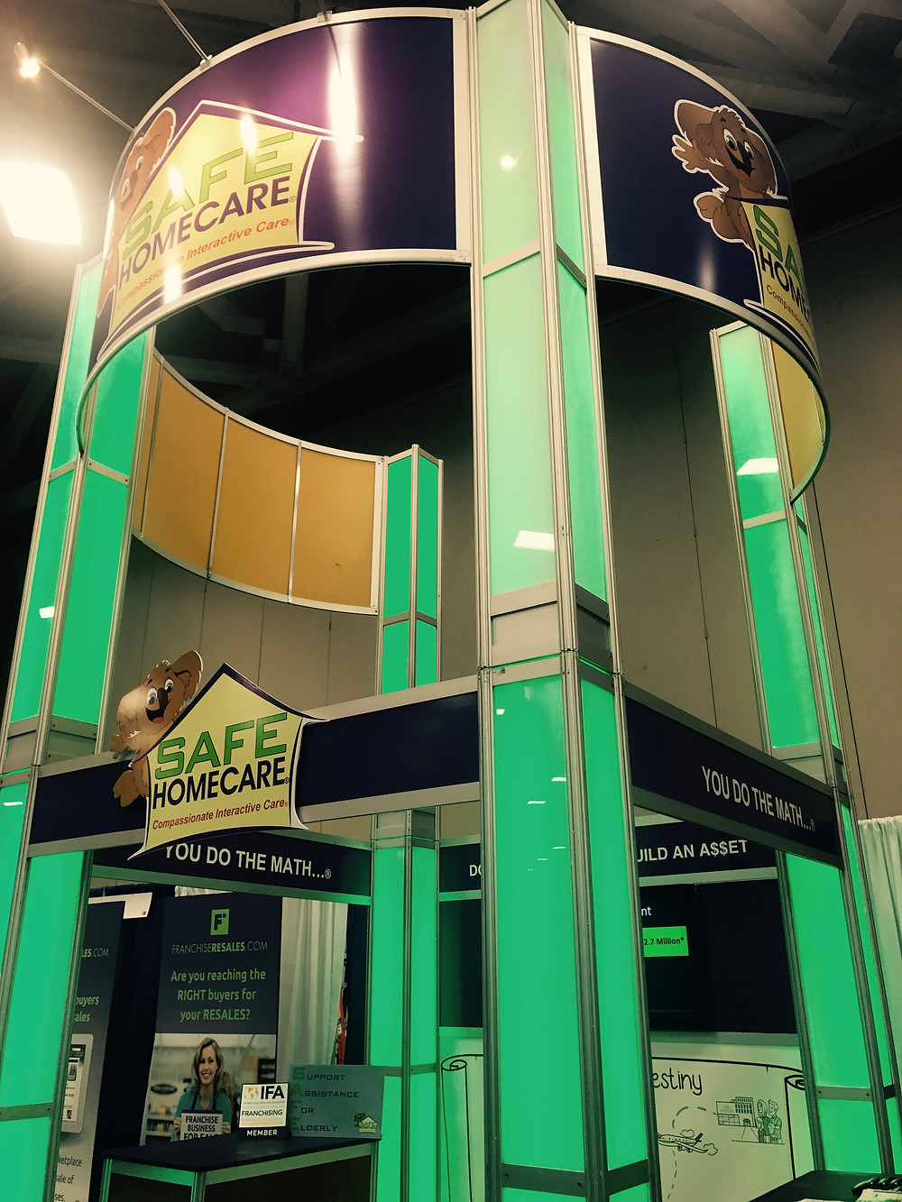 SAFE HOMECARE | Franchise Expo South