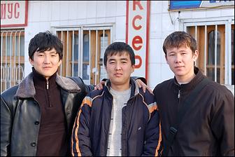Des terres que Dieu n'oubliera pas : Les pays de l'ancienne Union soviétique d'Asie centrale