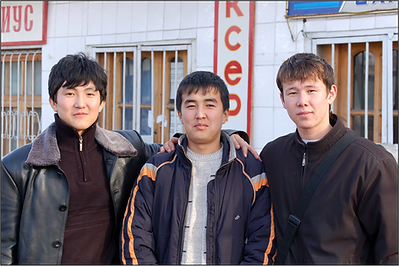 Lands that God will Not Forget: The Former Soviet Union Countries of Central Asia
