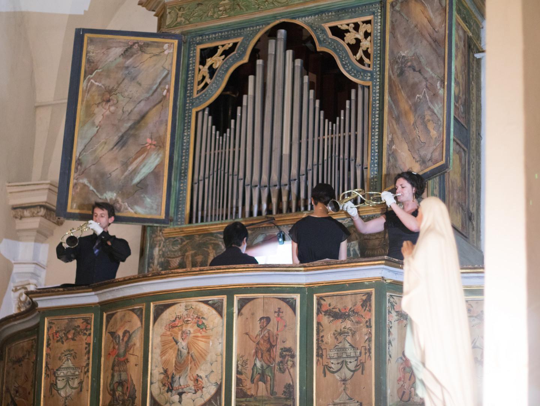 Musica Sagrada tournée en Corse