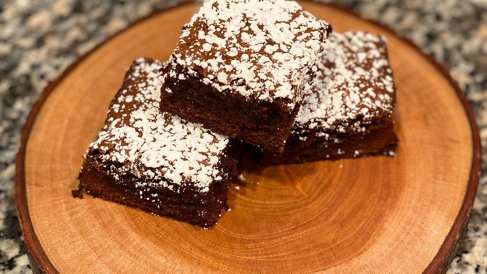 8x8 Fudgy brownie