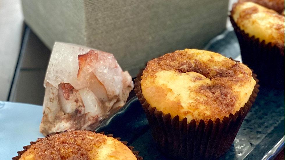 Cinnamon Swirl Muffin