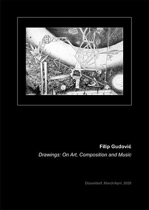 Filip Gudovic, Drawings - On Art, Compos