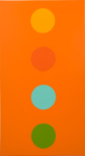 88646, 2019, Oil on canvas, 170x94 cm