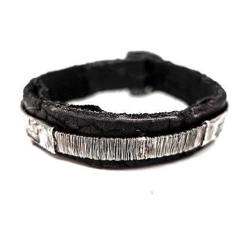 silver bracelet Gothic