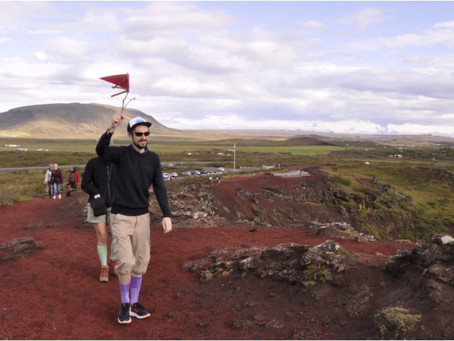 Queering the Trail in Iceland