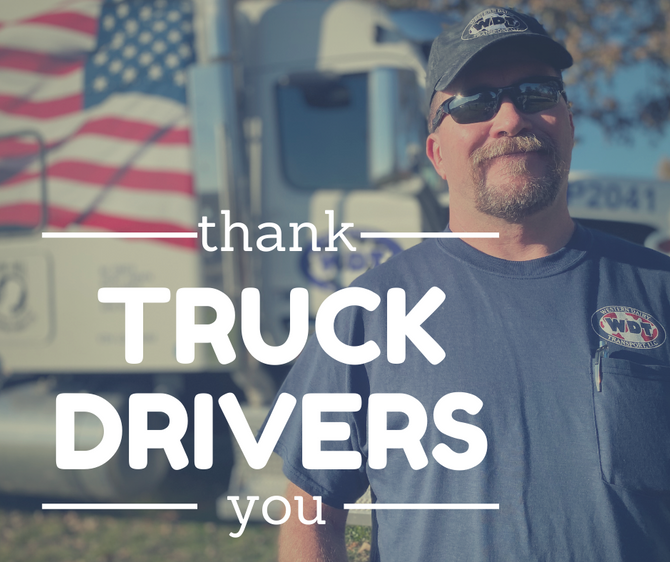 Thank you from WDT!