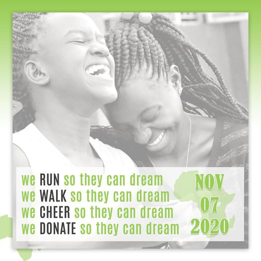 2020 Dresses for Dreams Global 5K