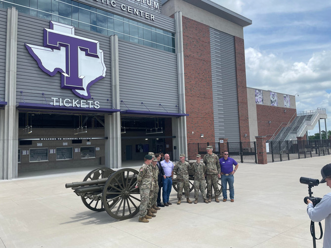 WDT Transports WWI-era Cannon