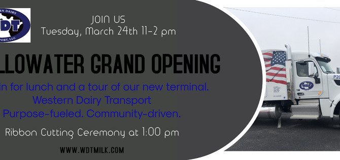Shallowater, Texas Grand Opening!