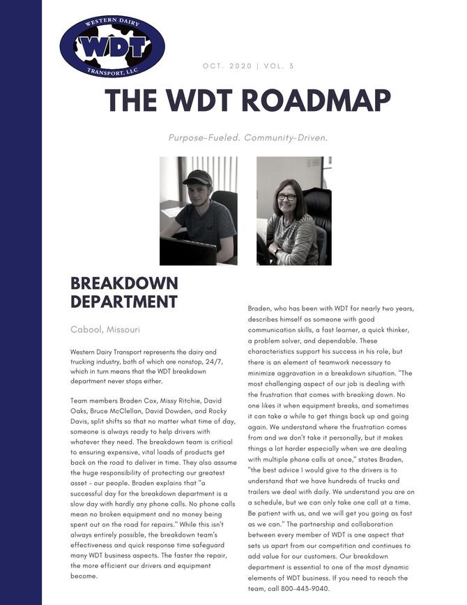 WDT News On-Demand? No Problem.