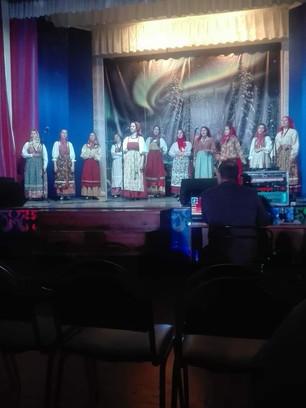«Творческий десант» в Рыбинском районе